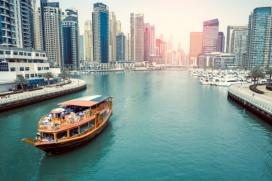 Dubai sets a new annual record for the number of real estate transactions
